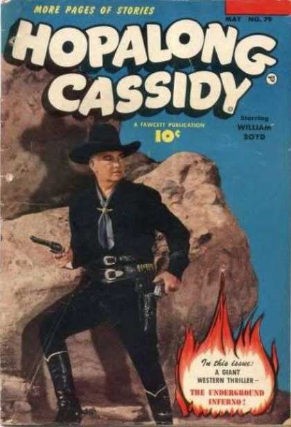 Hopalong Cassidy 79 - More Pages - Stories - Cassidy - Western - Thriller