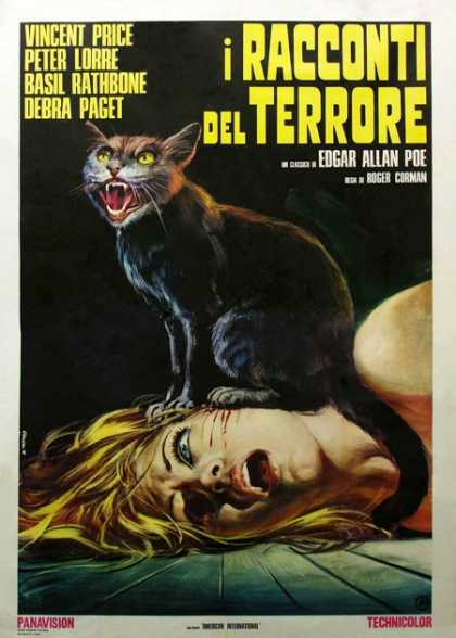 Horror Posters - Tales of Terror