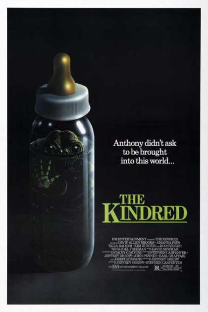 Horror Posters - The Kindred