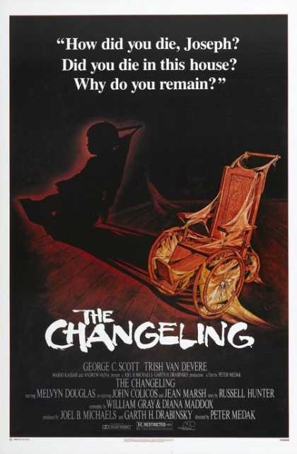 Horror Posters - The Changeling