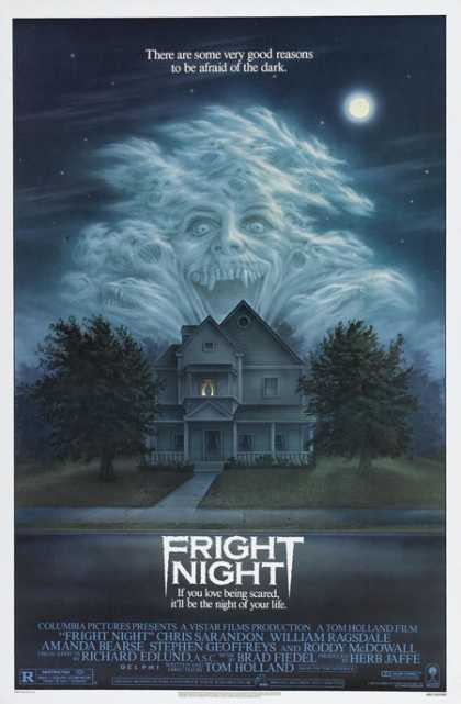 Horror Posters - Fright Night