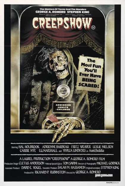 Horror Posters - Creepshow