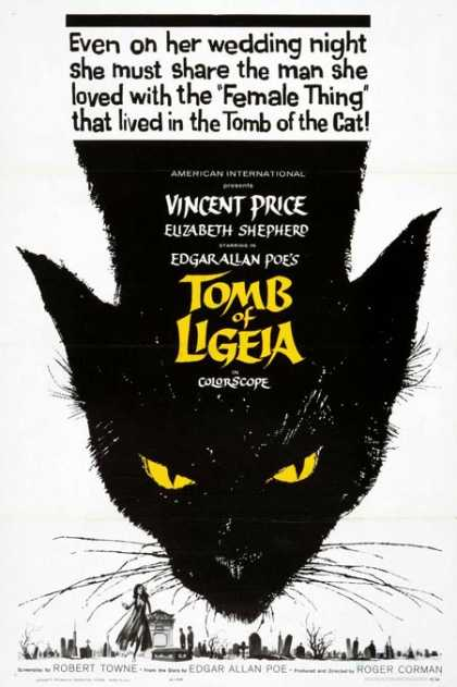 Horror Posters - Tomb of Ligeria
