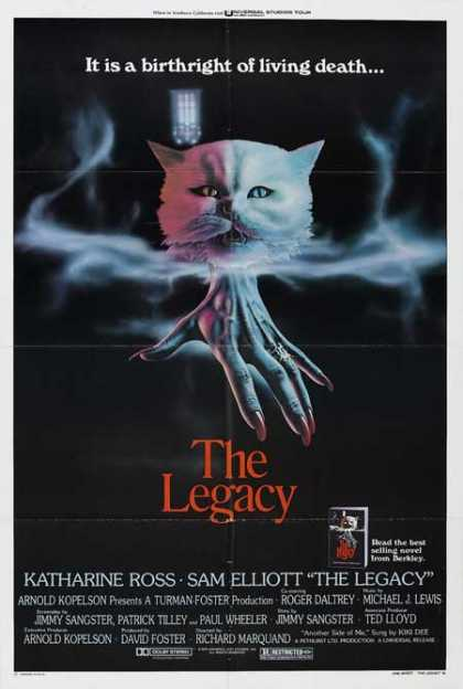 Horror Posters - The Legacy