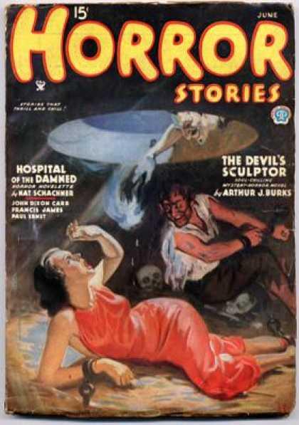 Horror Stories 5