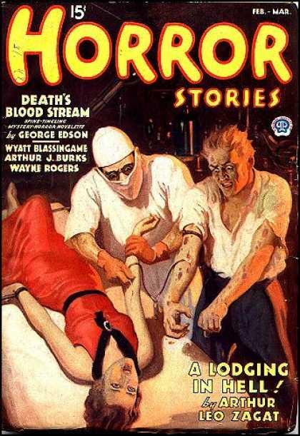 Horror Stories 8
