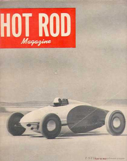 Hot Rod - January 1949