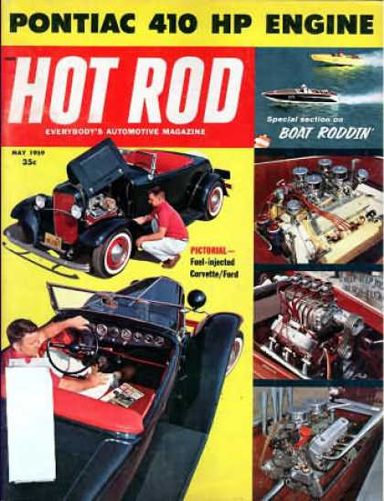 Hot Rod - May 1959
