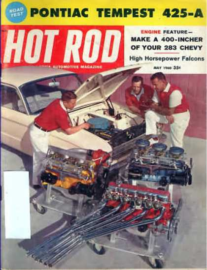 Hot Rod - May 1960