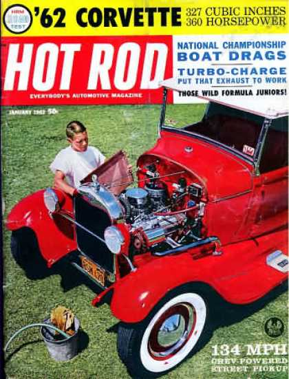 Hot Rod - January 1962
