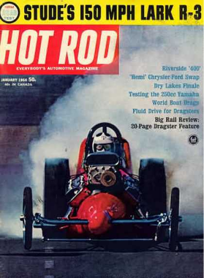Hot Rod - January 1964