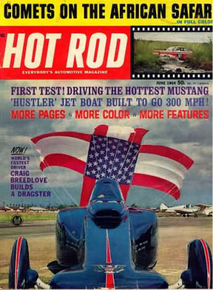 Hot Rod - June 1964