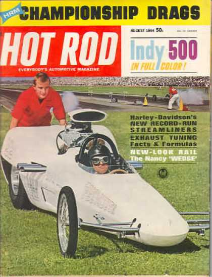 Hot Rod - August 1964