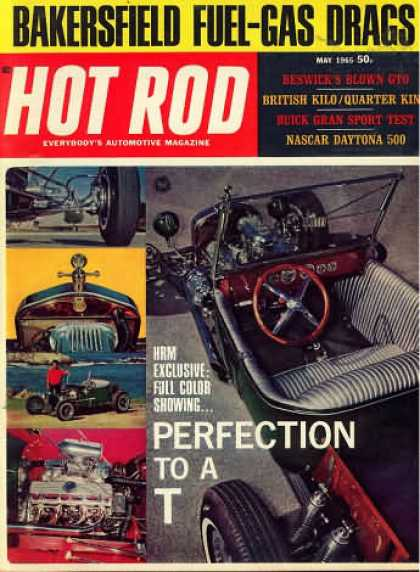 Hot Rod - May 1965