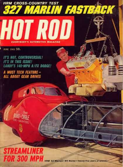 Hot Rod - June 1965