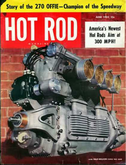 Hot Rod - June 1952
