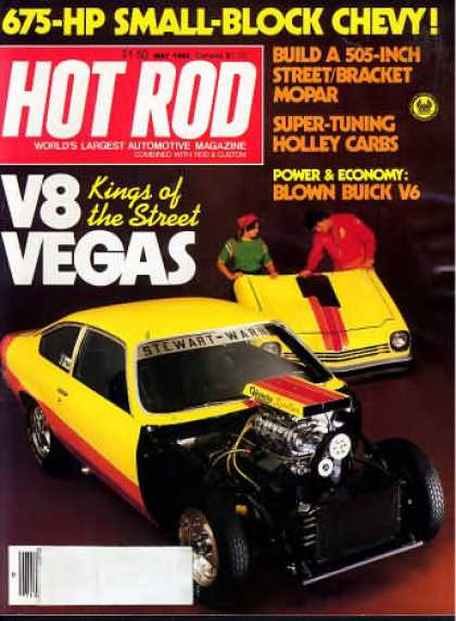 Hot Rod - May 1980