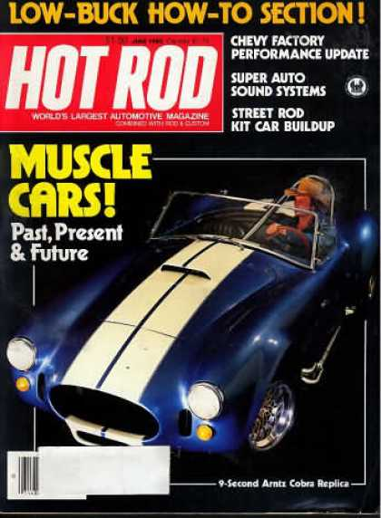 Hot Rod - June 1980