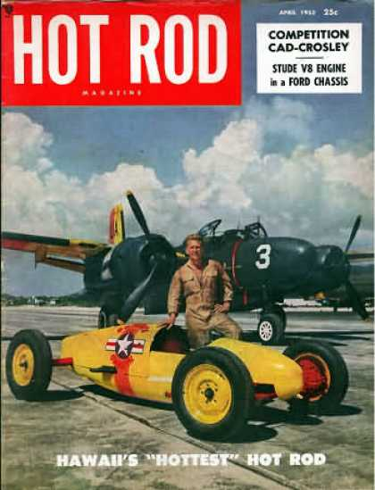 Hot Rod - April 1953