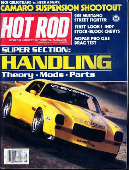 Hot Rod - June 1981