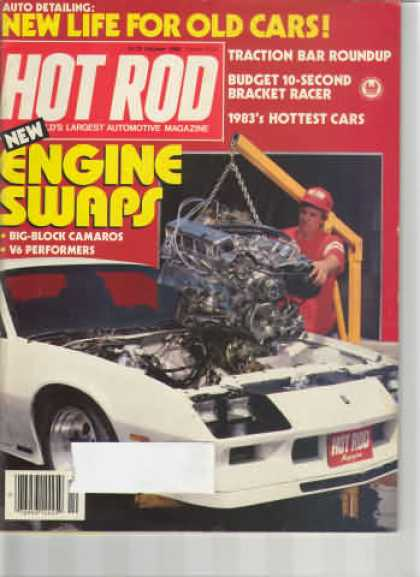 Hot Rod - October 1982