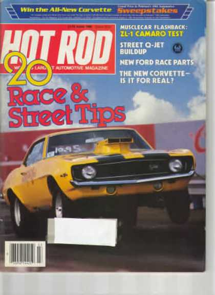 Hot Rod - March 1983
