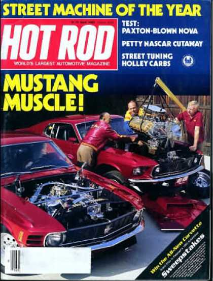 Hot Rod - April 1983