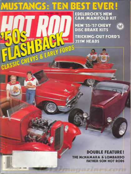Hot Rod - June 1983