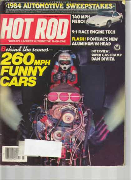 Hot Rod - March 1984