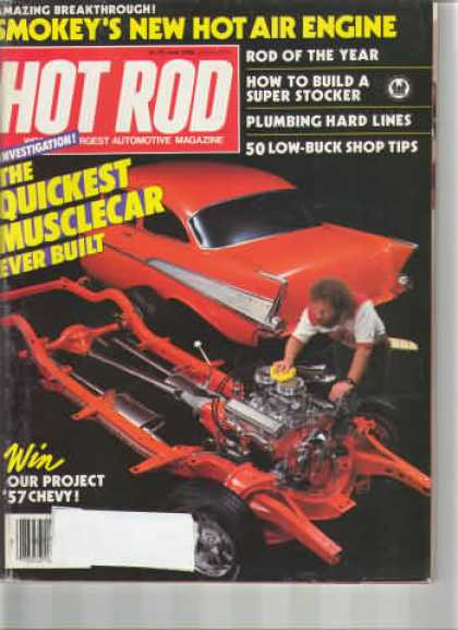 Hot Rod - June 1984