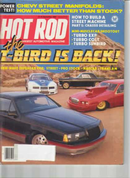Hot Rod - September 1984