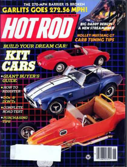 Hot Rod - June 1986