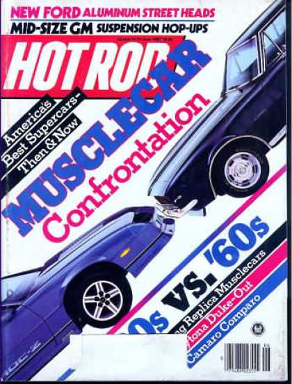Hot Rod - June 1987