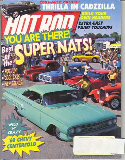 Hot Rod - September 1990