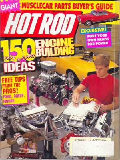 Hot Rod - May 1991