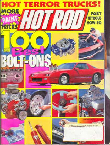 Hot Rod - June 1991