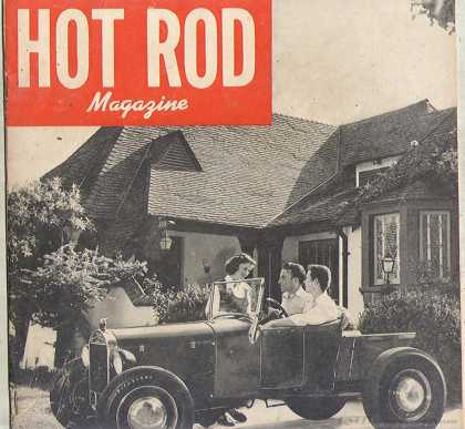 Hot Rod - May 1949