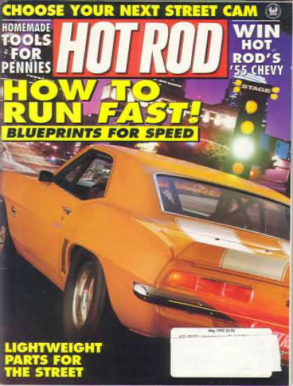 Hot Rod - May 1992