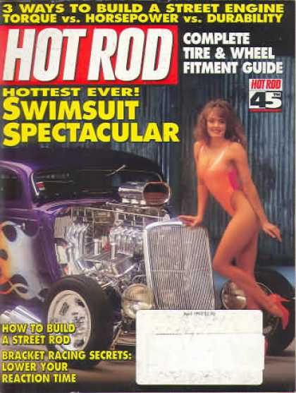 Hot Rod - April 1993