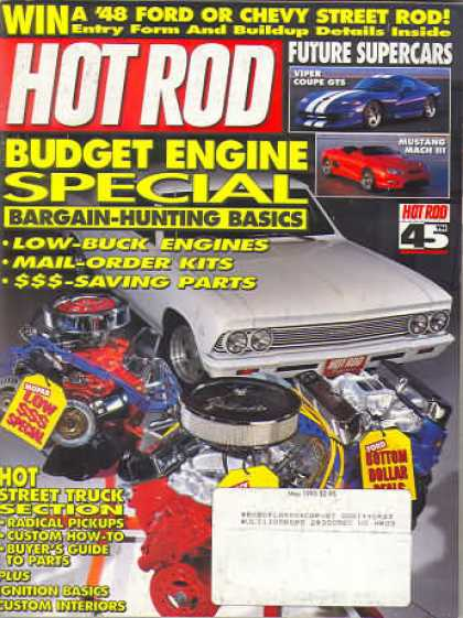 Hot Rod - May 1993