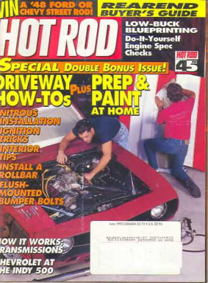 Hot Rod - June 1993