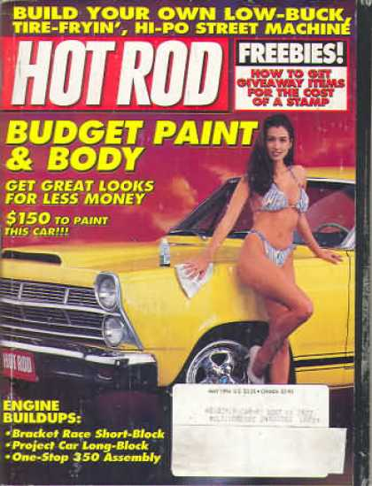 Hot Rod - May 1994