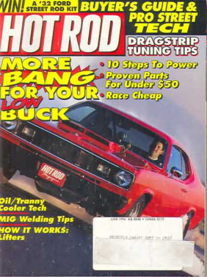 Hot Rod - June 1994
