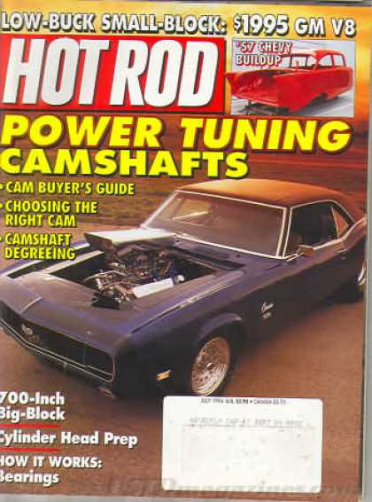 Hot Rod - July 1994