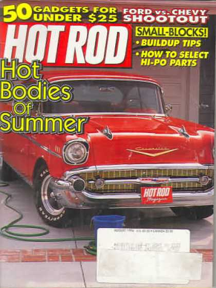 Hot Rod - August 1994
