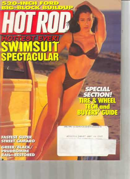 Hot Rod - April 1995