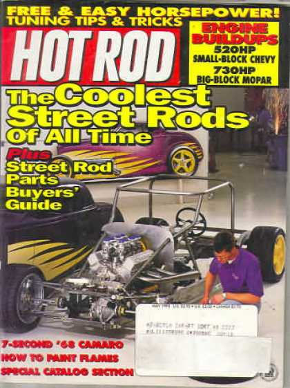 Hot Rod - May 1995