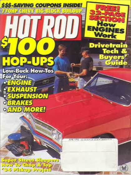 Hot Rod - June 1995