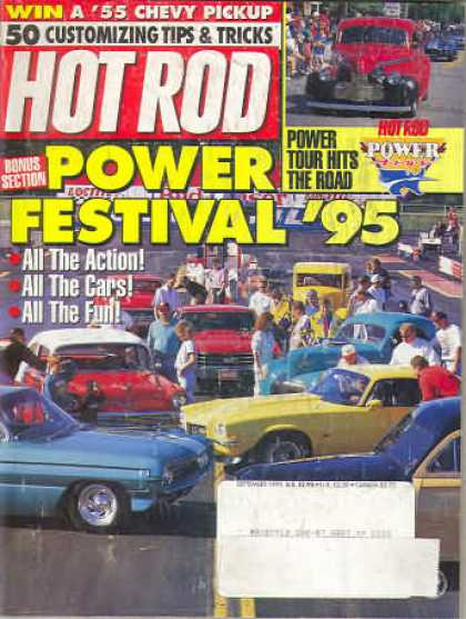 Hot Rod - September 1995
