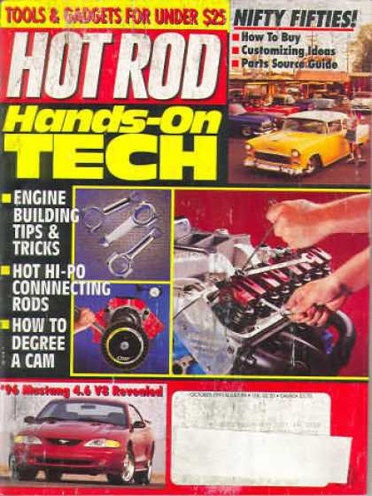 Hot Rod - October 1995